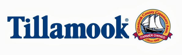 Tillamook Cheese logo, Tillamook County Creamery Assn, Farmer owned since 1909