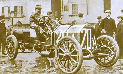 4 hp Fiat 28 Corsa