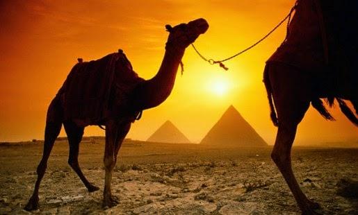 Férias no Egipto
