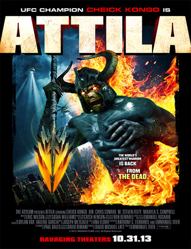 Attila (2013) [Vose]