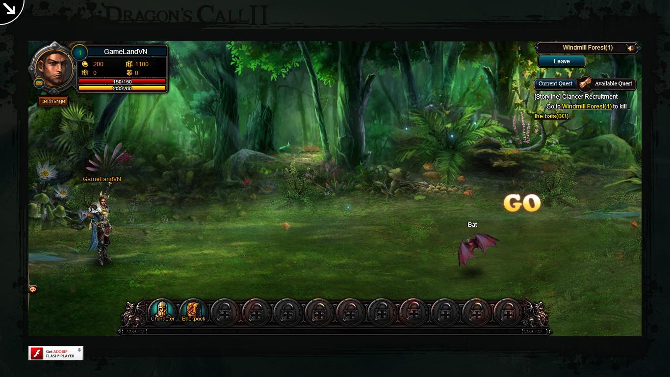 Một số hình ảnh về webgame Dragon's Call 2 - Ảnh 4
