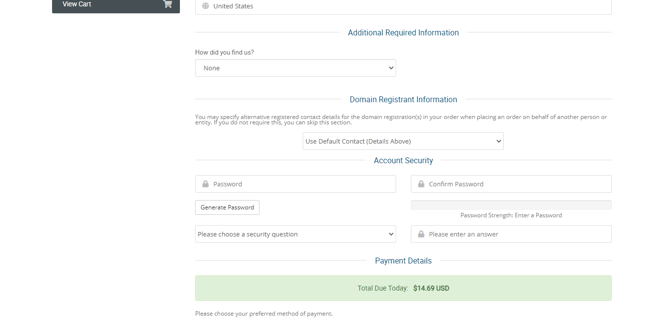 Hawkhost Activation  Step 9