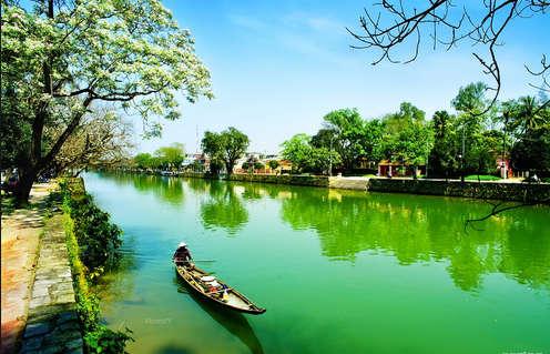 Thơ sông Hương xứ Huế