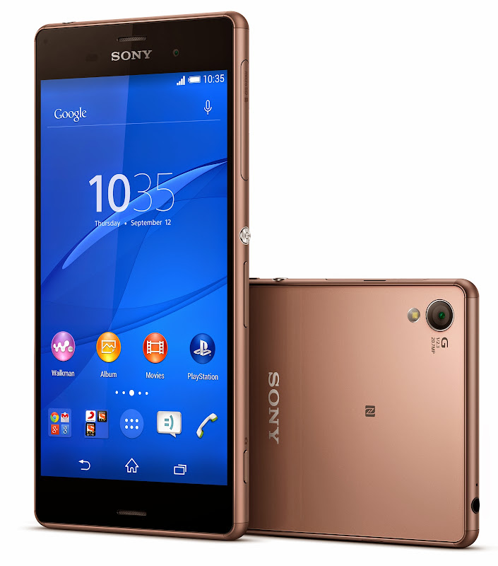 Sony Xperia Z3: A stunning looking Smartphone