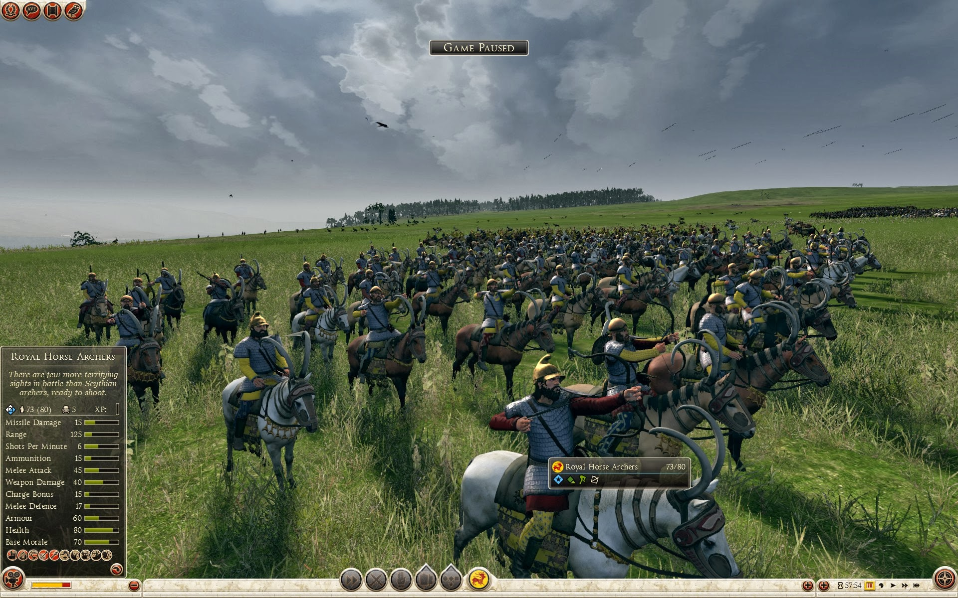 Royal Horse Archers - Royal Scythia - Total War: Rome II ...