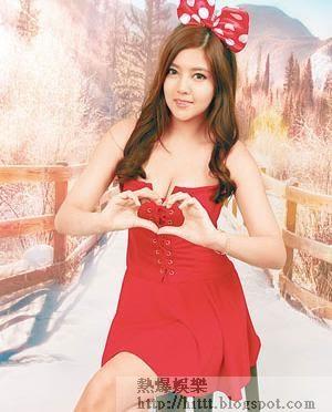 尹蓁晞希望30歲前結婚派利是。