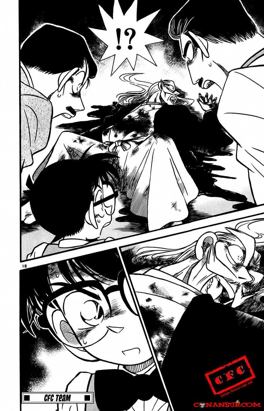 cn 019, Thám tử lừng danh Conan chap 20    NarutoSub