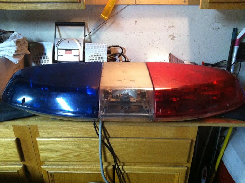 Vista Light Bar Wiring Diagram : Federal signal vista police light bar calguns