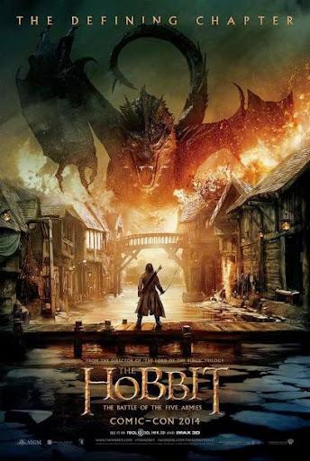 The Hobbit : Battle Of The Five Armies - Cuộc chiến của năm đạo quân