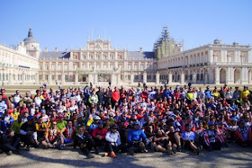 #RedMTB2012 - Mañana domingo, nos vamos en bici a Aranjuez