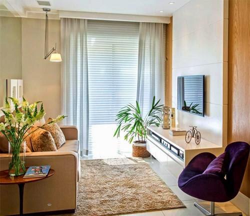 Những mẫu phòng khách nhỏ xinh và ấm cúng_NỘI THẤT PHÒNG KHÁCH-2