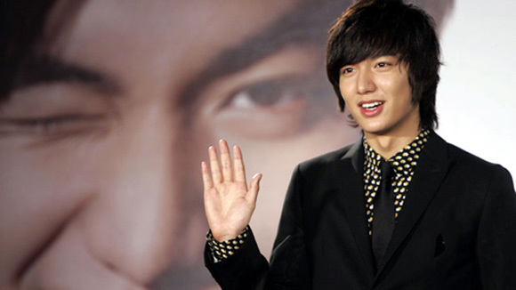 Ca sĩ diễn viên Lee Min Ho