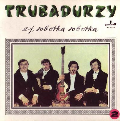 Trubadurzy ~ 1969 ~ Ej Sobotka Sobotka
