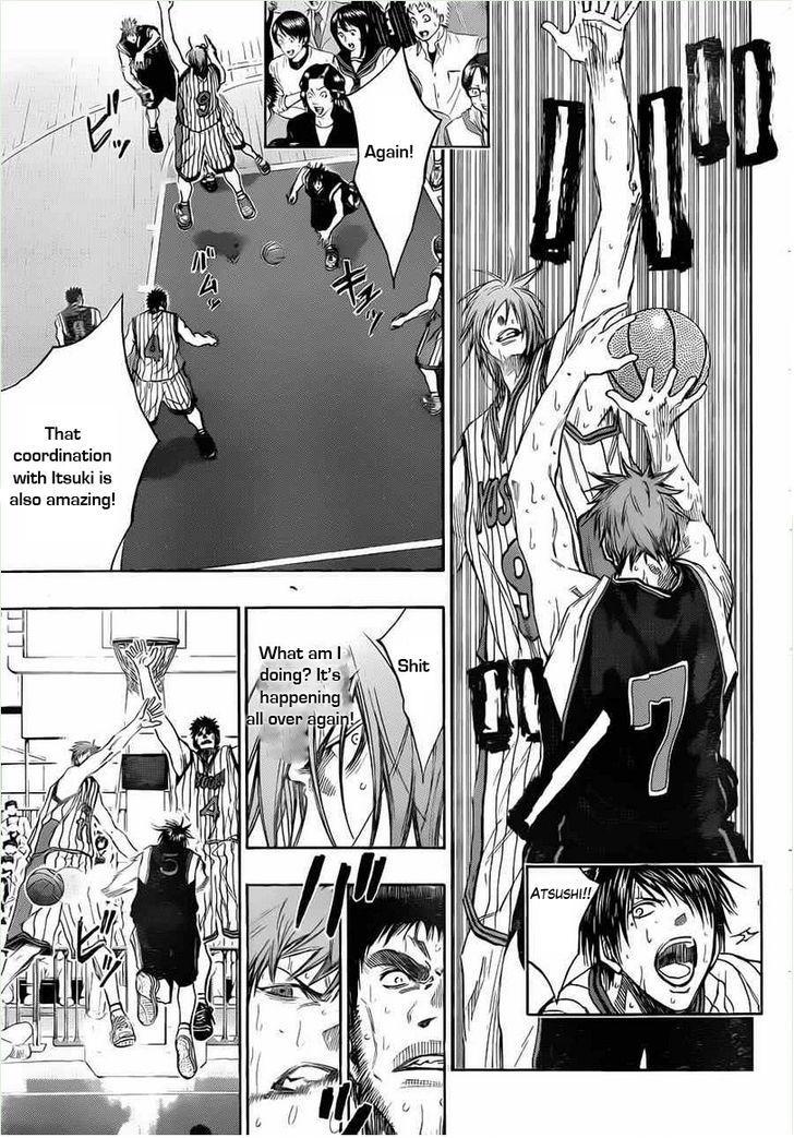 Kuroko no Basket Manga Chapter 153 - Image 03