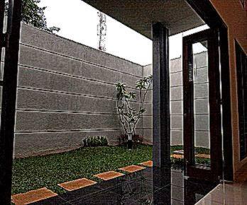 Desain Taman Minimalis Dibelakang Rumah   Gallery Taman Minimalis