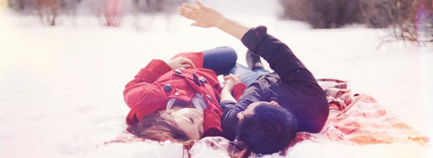 Thơ tình mùa đông lãng mạn