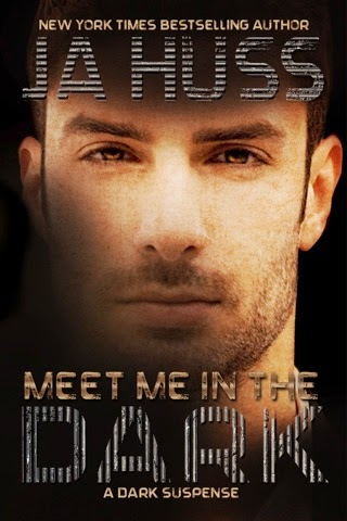 Cover Reveal: Meet Me In The Dark by J.A. Huss