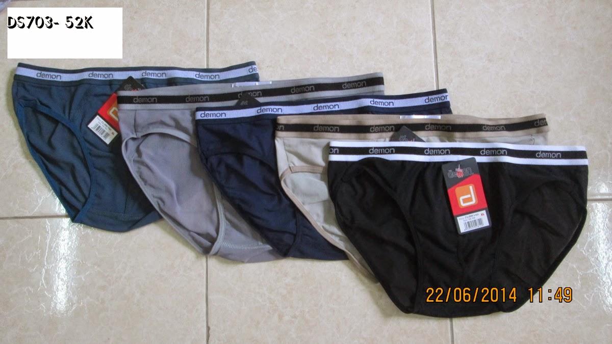 Quần sịp, quần chíp, quần lót nam Demon - DS703