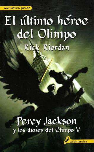 El último heroe del Olimpo