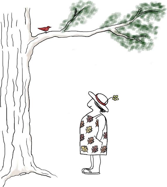 Dorris - has on large shade tree.