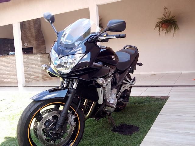 Apresentando agora com moto, Bandit 1250 S - UP IMG_20131005_140503