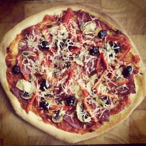 Heel Holland bakt - zelf pizza maken