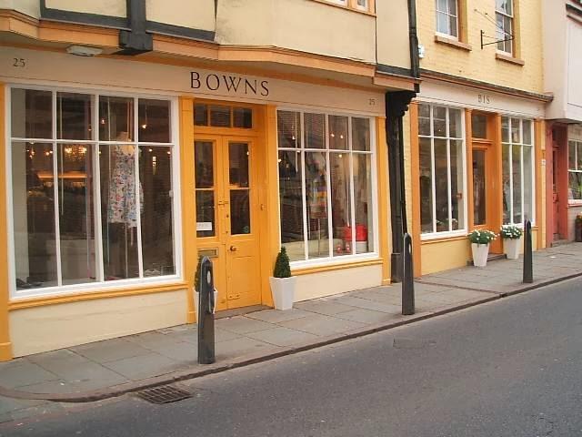 Bowns