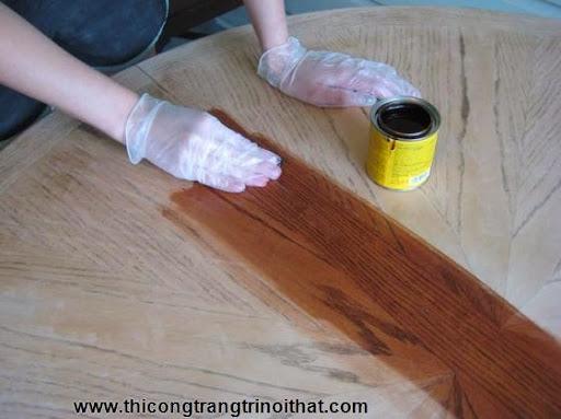 Mẹo làm sạch và bảo quản đồ gỗ khi trời hanh khô - thi công nội thất gỗ-10