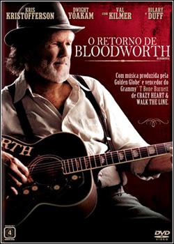 Filme Poster O Retorno de Bloodworth DVDRip XviD Dual Áudio & RMVB Dublado