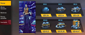 How to Buy Diamonds on Free Fire