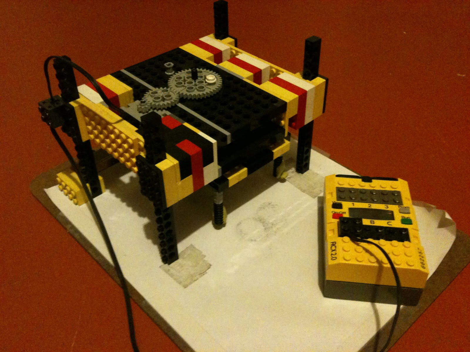 how to become a lego tester