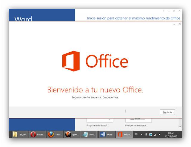 5 Office Professional Plus 2013 VL [Activador] [x86 x64 Bits] [Español] [1 Link]