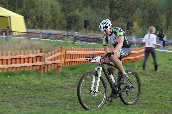 Павел Брусницин - 1 место в категории и 5 в абсолюте