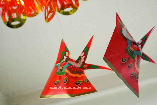 Chinese new year decorations diy fish for Ang pow koi fish tutorial