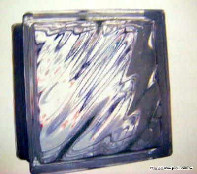 裝潢五金 品名:C11-玻璃磚 規格:19*19CM 顏色:透明 玖品五金