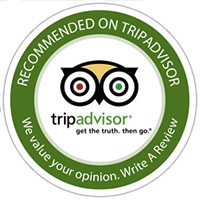 As seen on tripadvisor