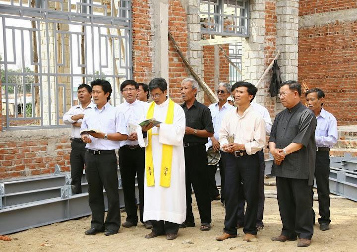 """Ngày """"Thượng Lương"""" Nhà Thờ Trà Giang"""