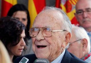 Carrillo fue más responsable de Paracuellos de lo que reconoce  El+ex-secretario+general+del+PCE%252C+Santiago+Carrillo
