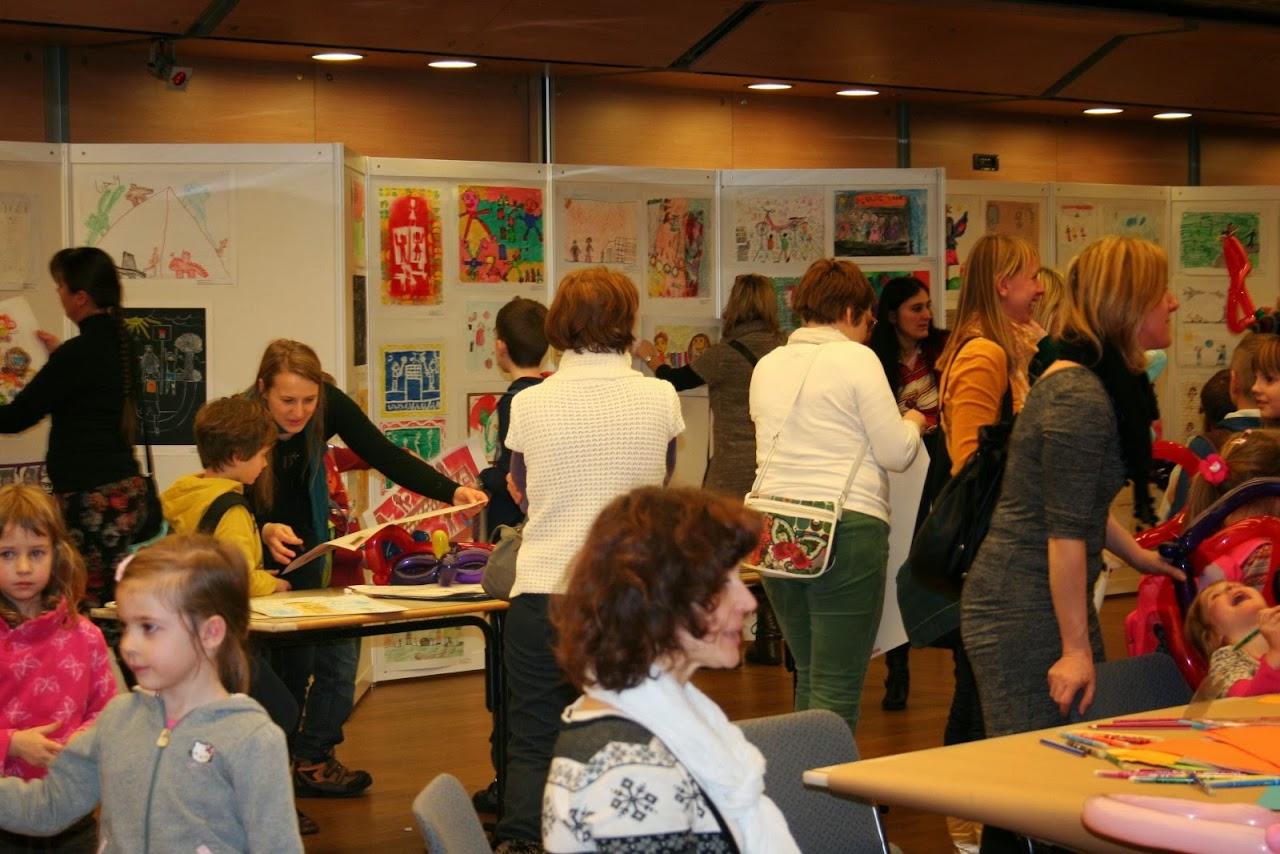 """Bodi umetnik - 7. Mednarodni kulturno likovni dogodek """"Igraj se z mano"""" 2014"""