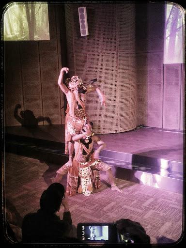 Raksasa Datang, Mengancam Arjuna