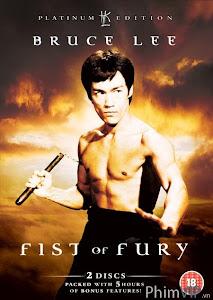 Tinh Võ Môn - Fist Of Fury poster