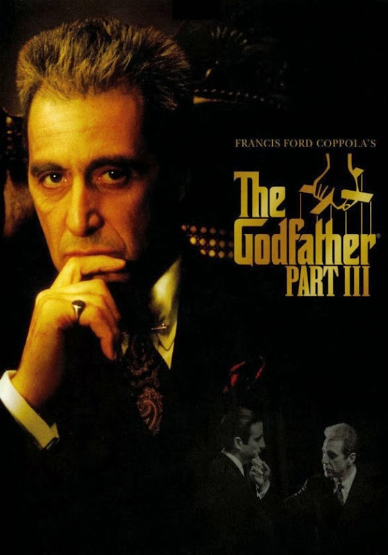 Poster Of The Godfather Part III (1990) Full Movie Hindi Dubbed Free Download Watch Online At Alldownloads4u.Com