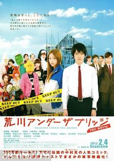 Ngôi Làng Dưới Chân Cầu Arakawa - Arakawa Under the Bridge (2011) Poster