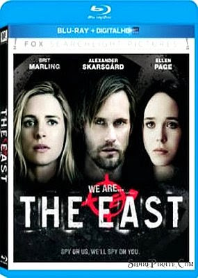 Filme Poster The East BRRip XviD & RMVB Legendado