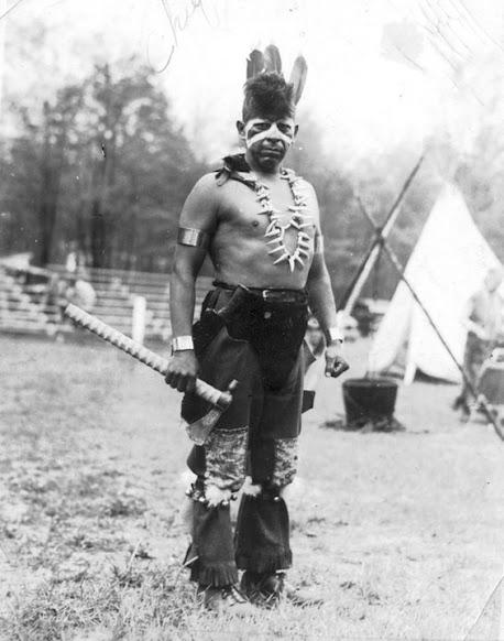 Ottawa man at Harbor Springs, Michigan - circa 1910 | Ottawa ...