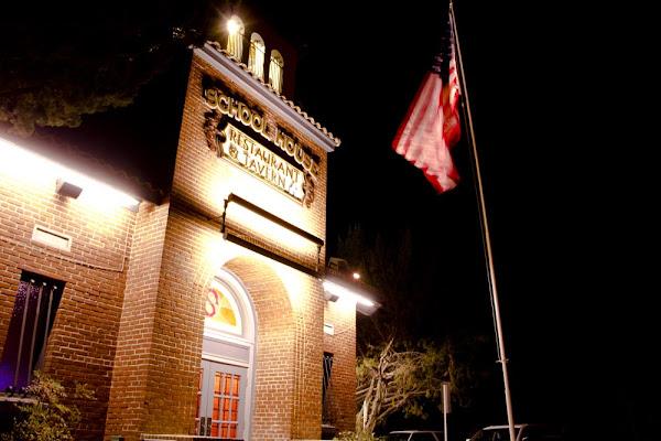 School House Restaurant & Tavern, 1018 S Frankwood Ave, Sanger, CA 93657, United States