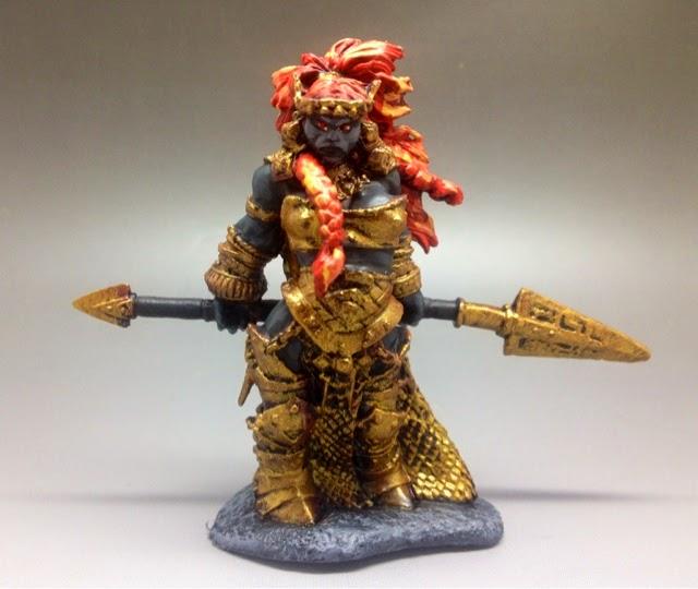 reaper fire giant - photo #16