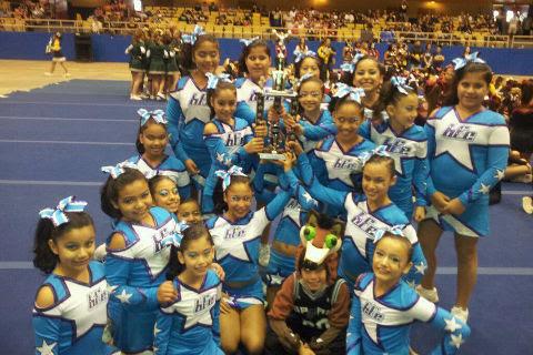 Fasken Elementary Dragonettes de Laredo, Texas