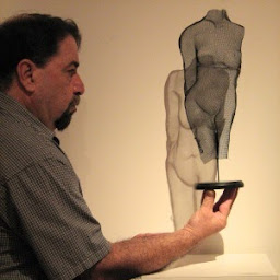 Sculpture and Painting of Donald Kolberg