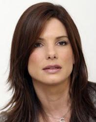 Sandra Bullock rosto triângular